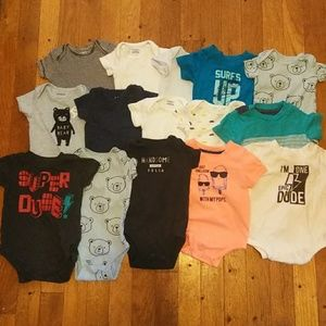 Other - Bundle of 15 3 month onesies